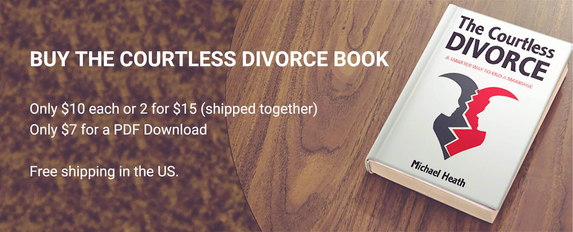 buy The Courtless Divorce book